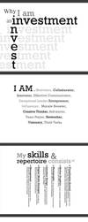 Why I AM Packet (graphic design) by UntouchableDesign