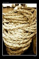 Pile of Rope by jimeh