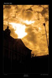 Raging Sky by jimeh