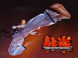 Tekken Fanart by Conluoi