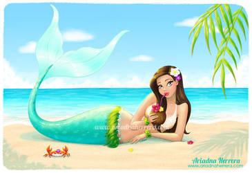 Aloha... by ariartna