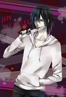 Jeff the killer by IceBrier