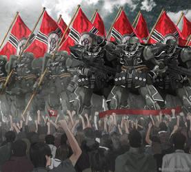 Sieg Zeon!! by kzchan