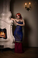 Triss Merigold - The Witcher by AbigailSins