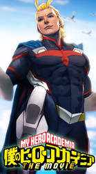 Young Allmight by turpentine-08