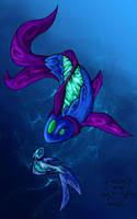 Pisces by UndeadKitty13
