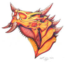 Prisma Dragon by UndeadKitty13