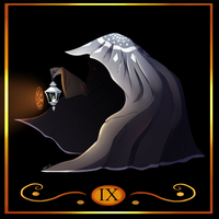 The Hermit by UndeadKitty13