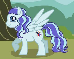 MLP:FiM Synchro Pony by Synchro593