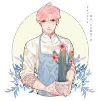 Ryusei by kiutsuuu
