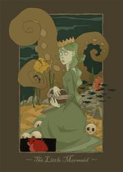 The little mermaid by vatvat99