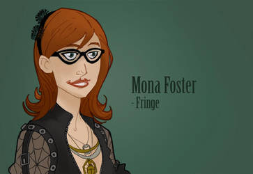 Mona Foster - Fringe by vatvat99