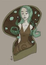 Kind of fairy by vatvat99