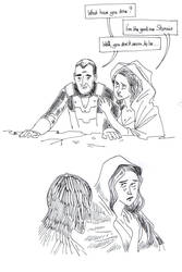 GoT - Stannis and Melisandre by vatvat99
