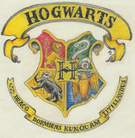 Hogwarts Crest by Goldfog