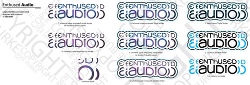 Enthused Audio Logos by pindlekill