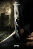 Superman/Batman - Ben Affleck Poster by francus321