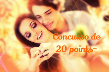 +Concurso de 30 points. -CERRADO- by Melusweet