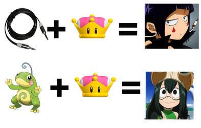 Boku No Hero Academia Bowsette Meme by CycloneShadowYT