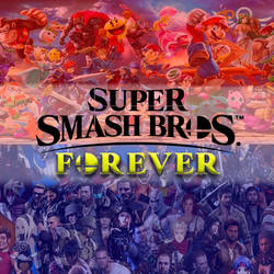 Super Smash Bros Forever by CycloneShadowYT