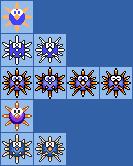 Super Mario Maker: Urchin (SMB/SMB3/SMW) by qwertyuiopasd1234567