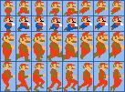 SMM: SMB Mario carry poses by qwertyuiopasd1234567