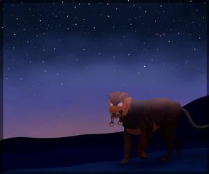 Walk Among The Stars by Gigaknotosaurus