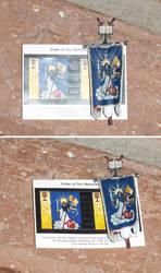 Grey Knights Banner by BloodCri