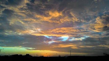 CellPhone Shot - Vanilla Sky in Angola by ssabbath