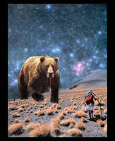 collage Great Bear by iurikothe