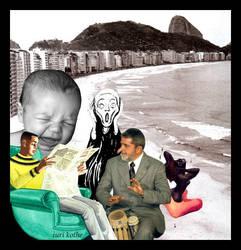 Noticiario Brasileiro by iurikothe
