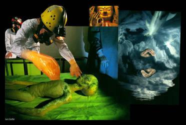 Human Alien Artefakts by iurikothe