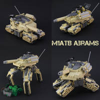M1ATB Abrams by Deadpool7100