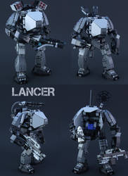 Lancer by Deadpool7100