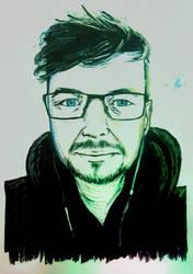 15 Minute Sean Doodle by MizumiFutariYata