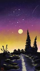 Dawn by PG-Artwork
