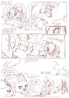 Foreign Shadows  page 19 draft by ChillySunDance