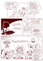 A Path to the Desert - page 5 by ChillySunDance