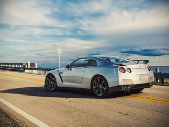 Nissan GT-R (R35) by Laffonte