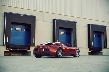 Bugatti Veyron by Laffonte