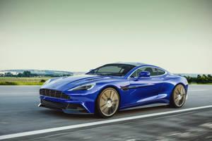 Aston Martin Vanquish (2013) by Laffonte