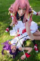 Revolutionary Girl Utena - I'll protect you by tajfu