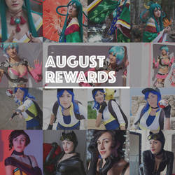 August HQ Rewards by tajfu