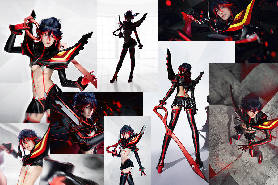 KLK shoot by tajfu