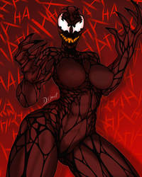 Carnage / Carnagequeen by Dclaret