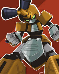 Metabee by Dclaret