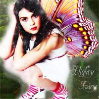 Flighty Fairy by tenczerszofi