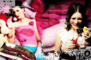Pink Lady by tenczerszofi