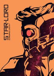 Star-lord by syntaxErrorShinigami