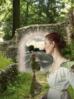 Find your own way, my child... by DameOdessa